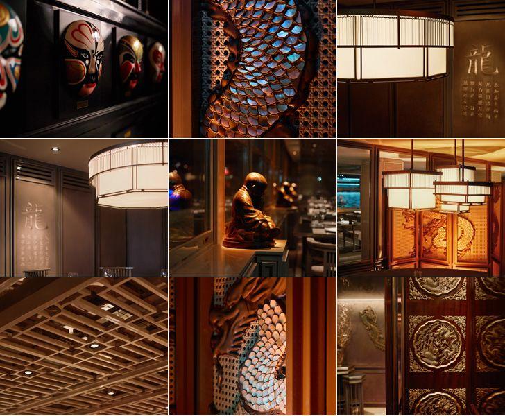 """details Dragon Restaurant istanbul GEO-ID+MahmutAnlar indiaartndesign"""