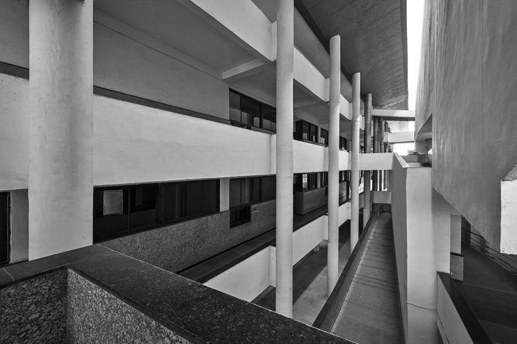 """DRM Office Matharoo Architects Nostalgia Indiaartndesign"""