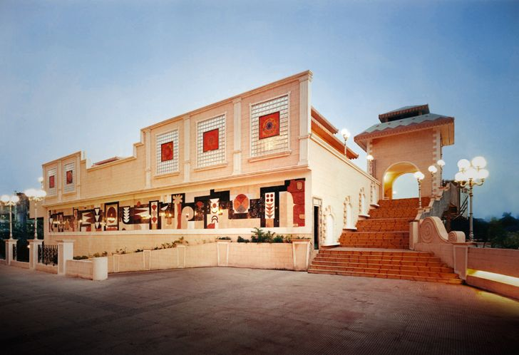 """Shreepati Arcade Architect Reza kabul indiaartndesign"""