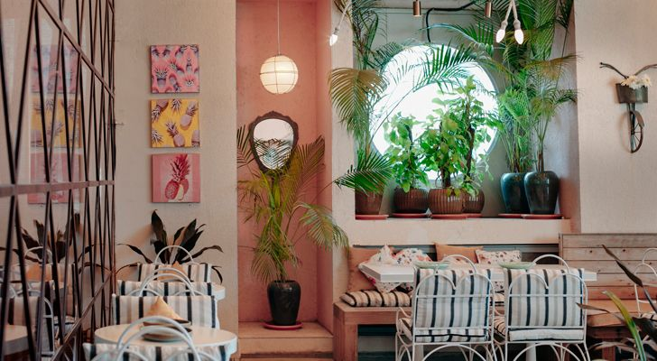 """The Terrace restaurant Saniya kanatawala Design indiaartndesign"""