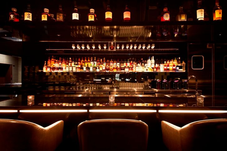 """bar close up The Grey Room Tokyo Saheba Singh indiaartndesign"""