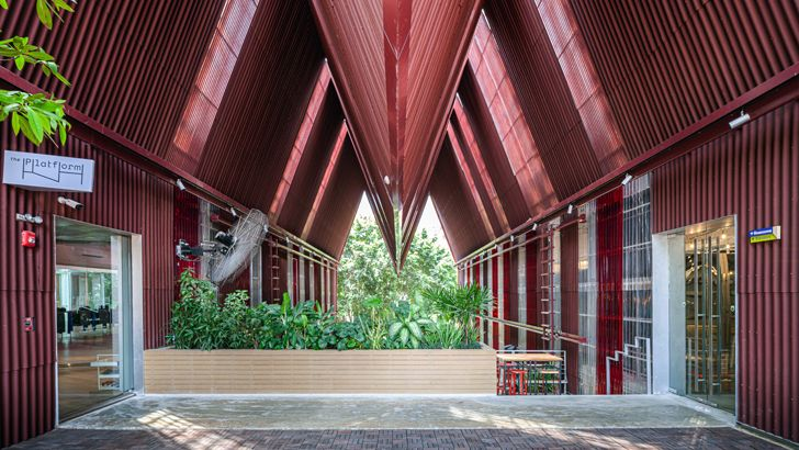 """The Commons Saladaeng Dept of Architecture Co indiaartndesign"""