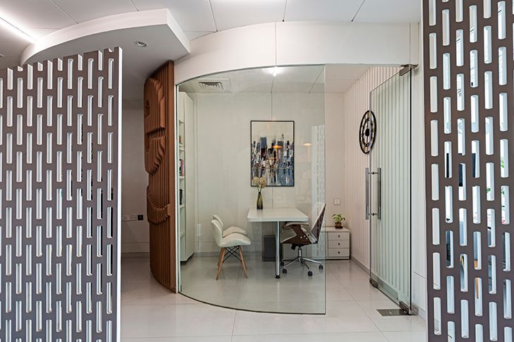 Office of EnvisageDesignStudio indiaartndesign