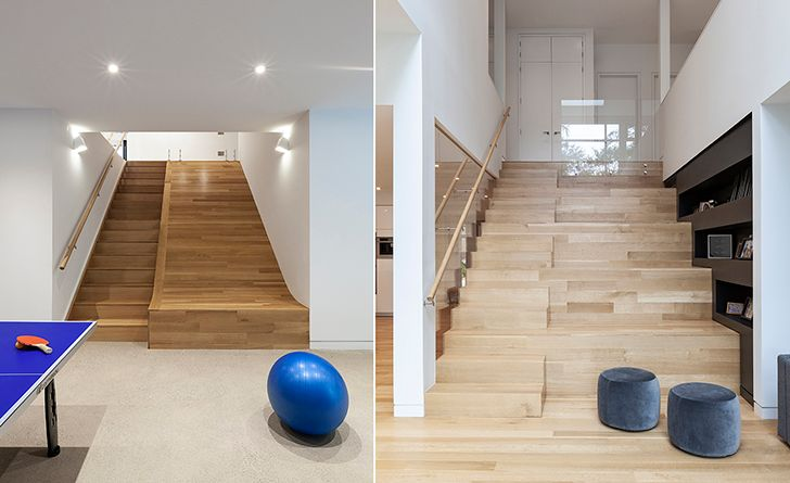 stairs FunHouse AtelierRZLBD indiaartndesign