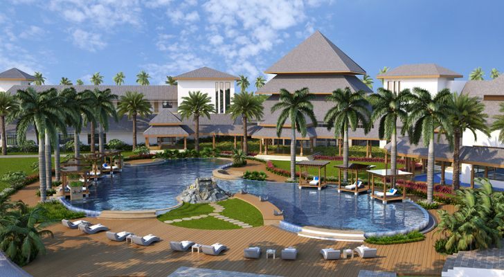 """pool westin resort jaipur gpm architects indiaartndesign"""