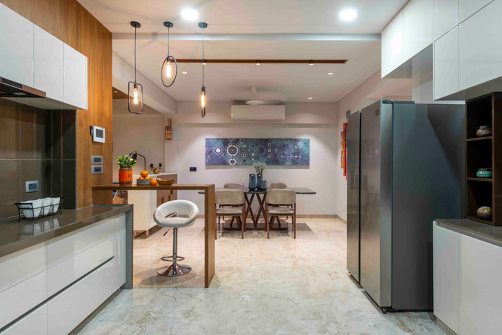 """open plan ahmedabad residence ignitus architecture studio indiaartndesign"""