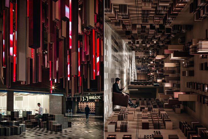 """Nanjing Omnijoi Cinema One Plus Partnership indiaartndesign"""