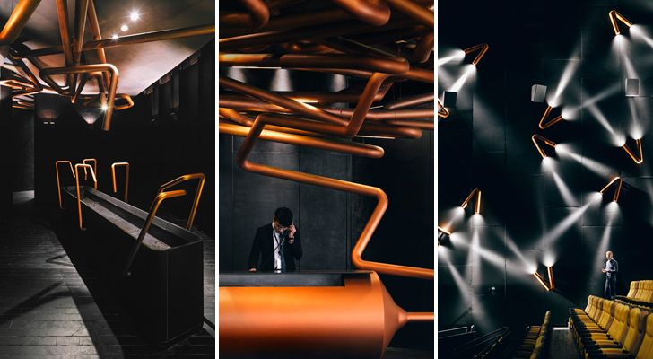 """Shanghai omnijoi Cinema One Plus Partnership indiaartndesign"""