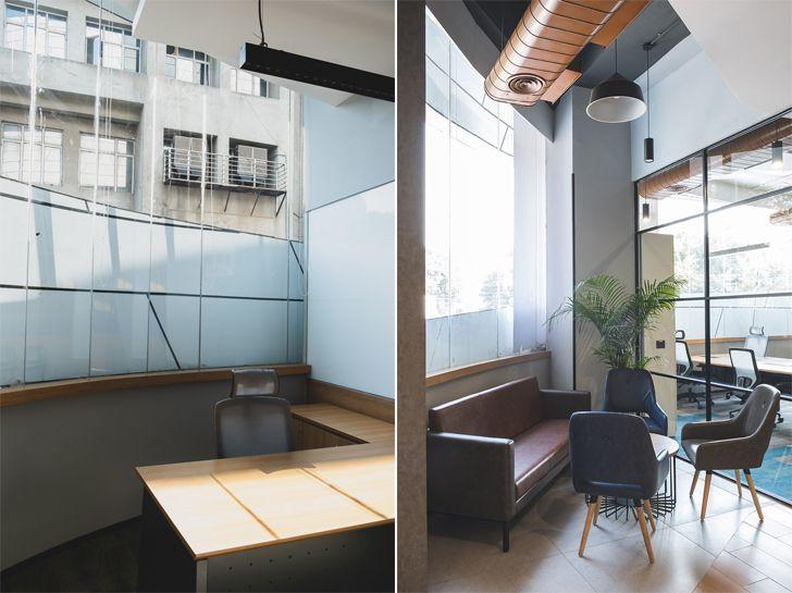 """""""curved facade urban loop kohler innovation centre AKDA indiaartndesign"""""""