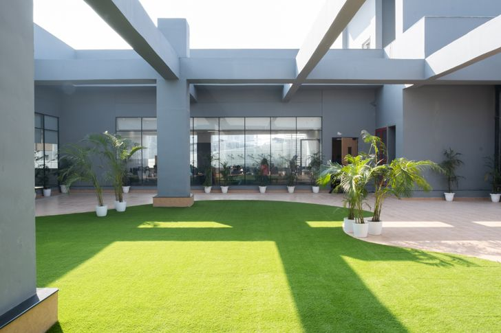 """terrace court urban loop kohler innovation centre AKDA indiaartndesign"""