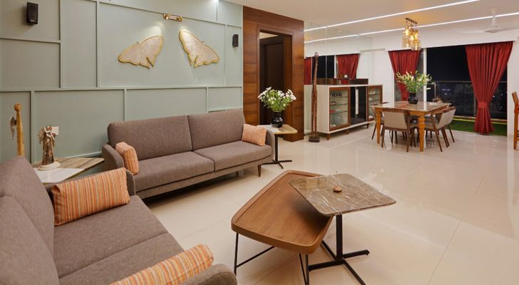 """""""pune residence cluster one creative solutions indiaartndesign"""""""