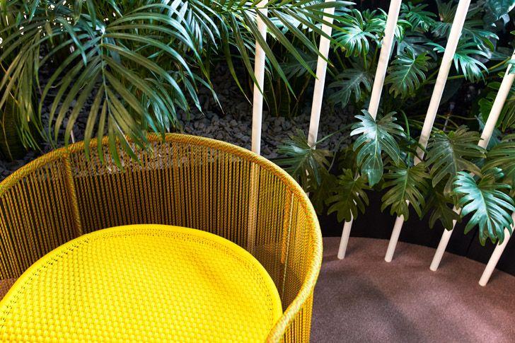 """relaxing areas Roman Klis Design HQ Ippolito Fleitz Group indiaartndesign"""