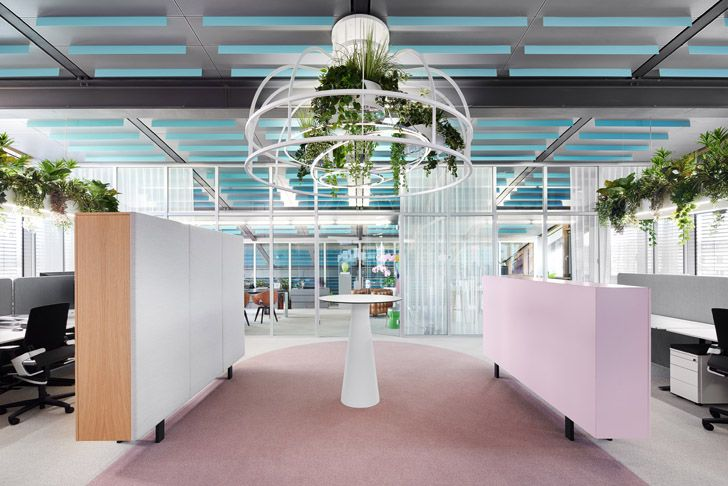 """""""spaciousness Roman Klis Design HQ Ippolito Fleitz Group indiaartndesign"""""""