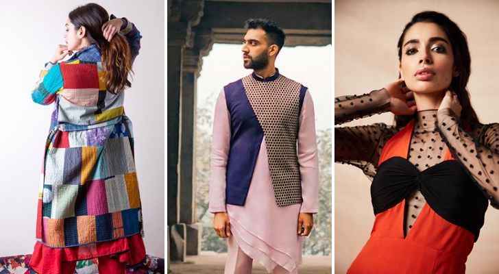 """fashion trends 2019 n 2020 sarahsandeepgonsalves rheapillairastogi karishmashahanikhan indiaartndesign"""
