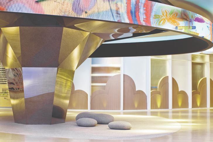 """soul zone K11 MUSEA Donut Playhouse Panorama Design Group indiaartndesign"""