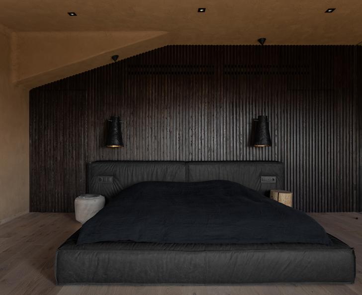 """hidden wardrobe ukraine home wabi sabi sergey makhno architects indiaartndesign"""