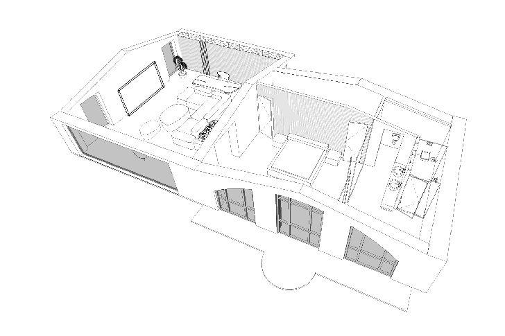"""plan ukraine home wabi sabi sergey makhno architects indiaartndesign"""