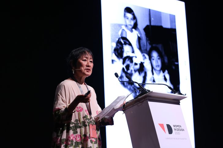 """women in design 2020 keynote speaker billie tsien indiaartndesign"""
