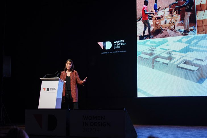 """women in design 2020 speaker yasaman ismaili indiaartndesign"""