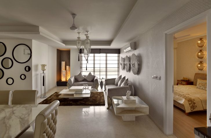 """living room Gurugram home AVGArchitectureEnInteriors indiaartndesign"""