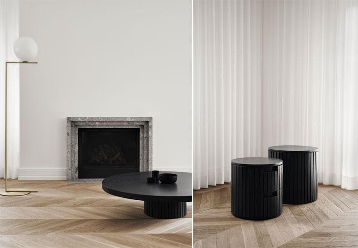 """bespoke furniture Portland residence atelier barda indiaartndesign"""