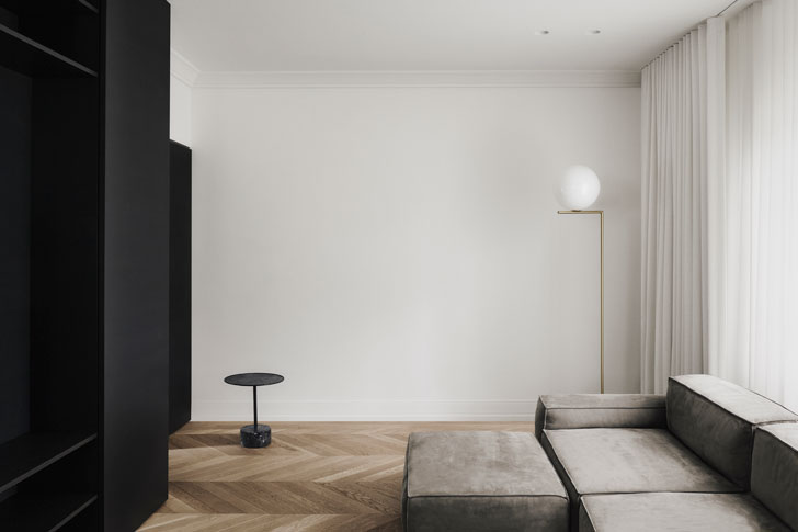 """""""greyscale Portland residence atelier barda indiaartndesign"""""""