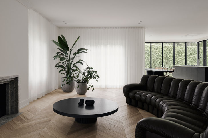 """living room Portland residence atelier barda indiaartndesign"""