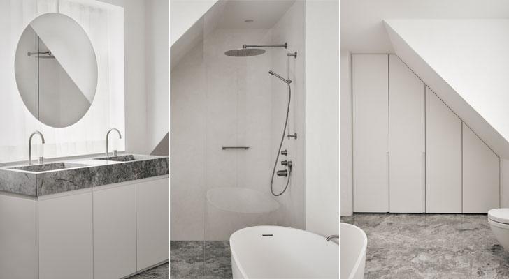 """serene washroom Portland residence atelier barda indiaartndesign"""