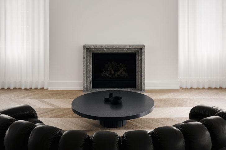 """single seater centrestage Portland residence atelier barda indiaartndesign"""