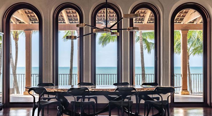 """Naples residence Florida ChampalimaudDesign indiaartndesign"""