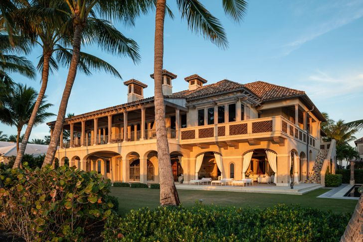 """exterior Naples residence Florida ChampalimaudDesign indiaartndesign"""