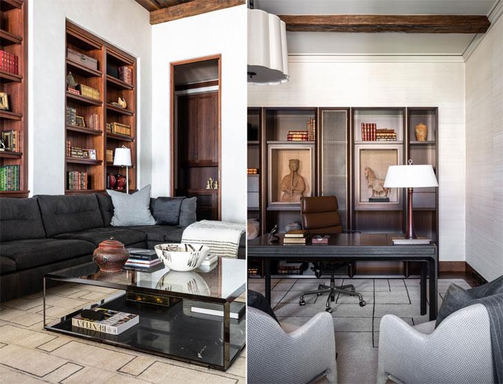 """interiors Naples residence Florida ChampalimaudDesign indiaartndesign"""