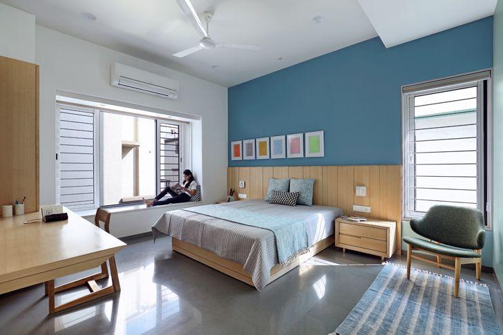 """""""bedroom Porwal Residence DipenGadaAssociates indiaartndesign"""""""