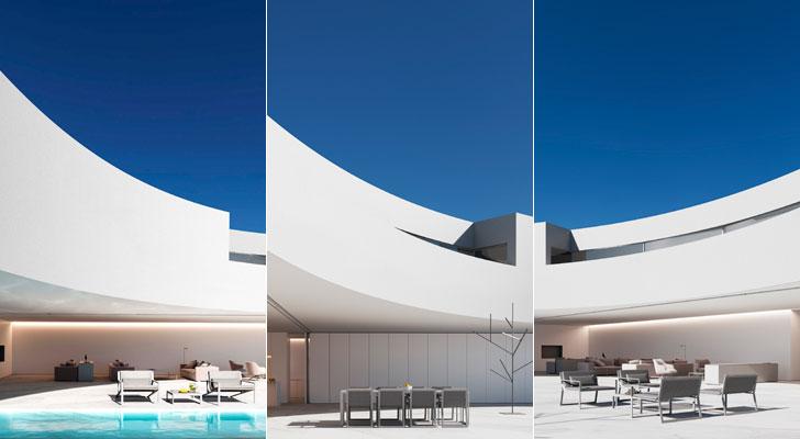 """House of the Sun FranSilvestreArquitectos indiaartndesign"""
