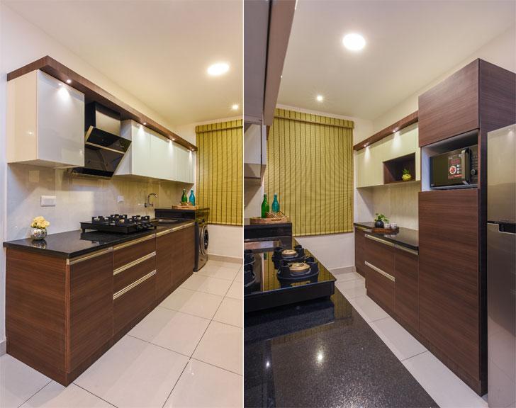 """""""kitchen BrigadeOrchard residence IBRDesigns indiaartndesign"""""""