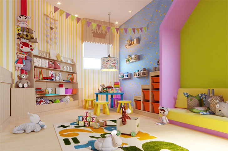 """multi activity childcare kajal gaba indiaartndesign"""