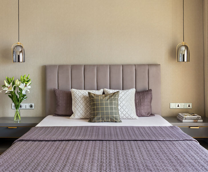 bedroom HouseNo.12 QuirkStudio indiaartndesign