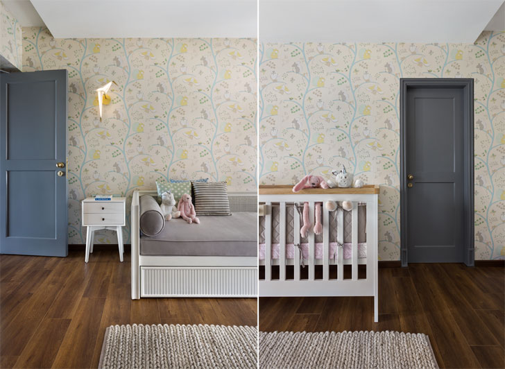 """kids room HouseNo.12 QuirkStudio indiaartndesign"""