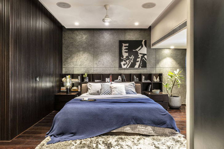 """bedroom CasaMinima Ashleys indiaartndesign"""