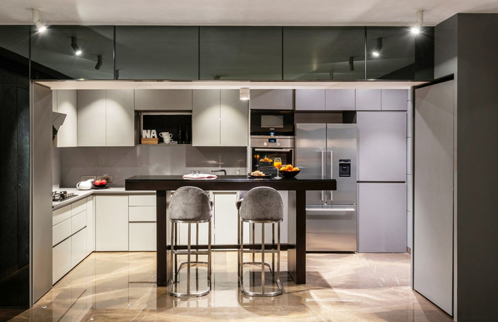 """kitchen CasaMinima Ashleys indiaartndesign"""