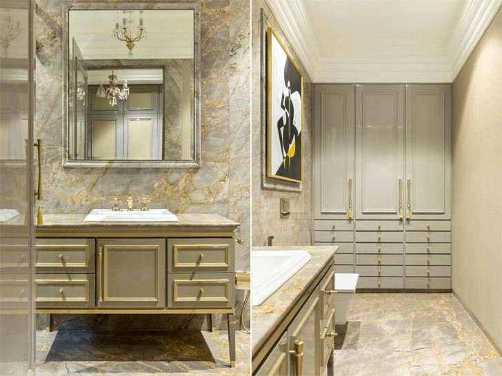 """master bathroom Luxury apartment mumbai ayeshapuri indiaartndesign"""