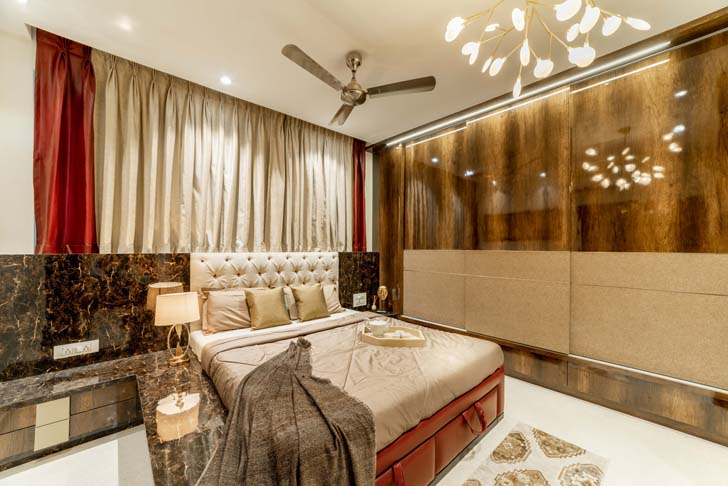 """bedroom ChennaiHome LuxurySpaceDesign indiaartndesign"""