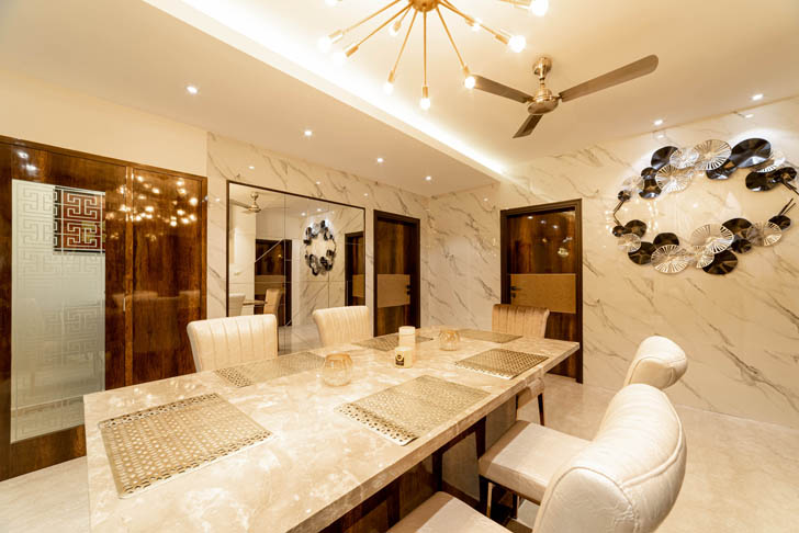 """dining ChennaiHome LuxurySpaceDesign indiaartndesign"""