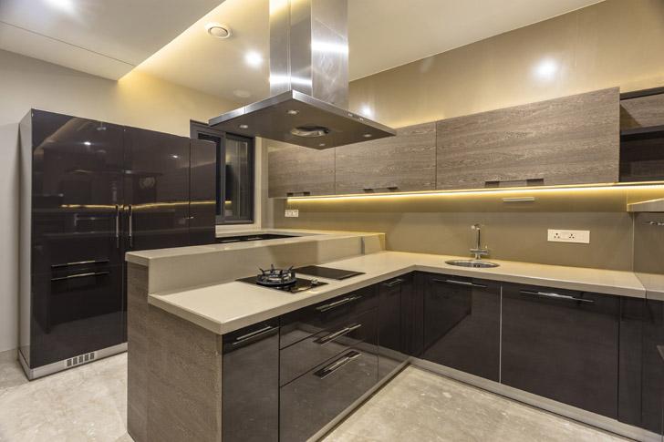 """kitchen AccordHouse PlanetDesignStudio indiaartndesign"""
