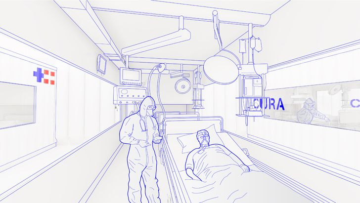"""treatment view CURA CarloRattiAssociati indiaartndesign"""