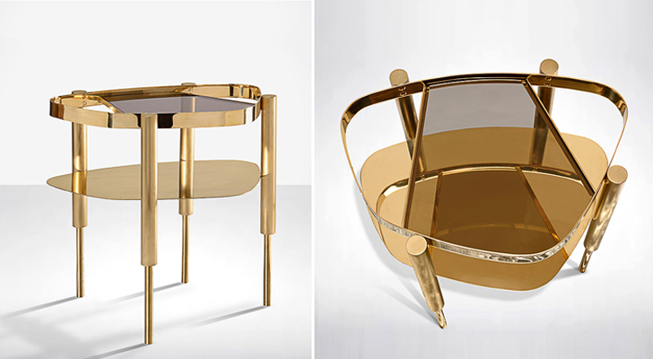 """BIJOU side tables indiaartndesign"""