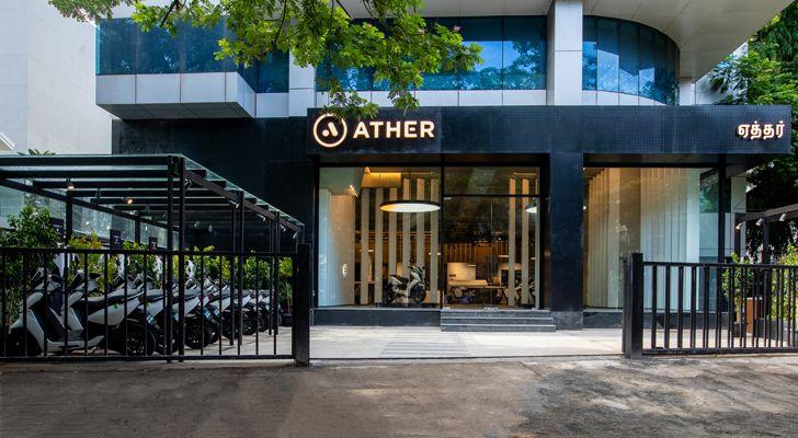 """""""facade ather experience centre chennai studio lotus indiaartndesign"""""""