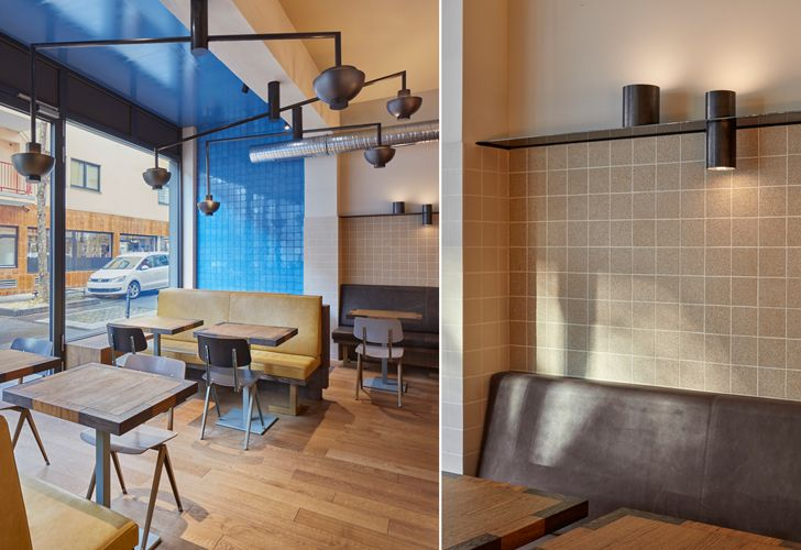 """""""old vs new Ottos burger restaurant Studio Modijefsky indiaartndesign"""""""