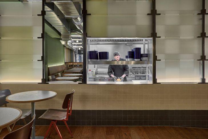 """zone detail Ottos burger restaurant Studio Modijefsky indiaartndesign"""