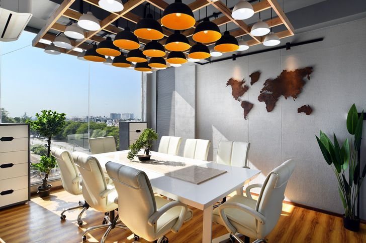 """conference vadodara office chiragrajdesignstudio indiaartndesign"""